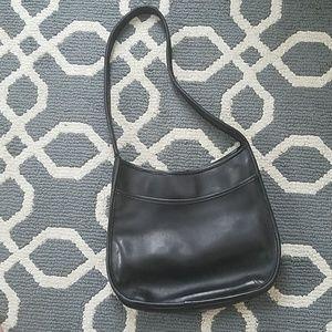 Vintage Leather Coach Bag
